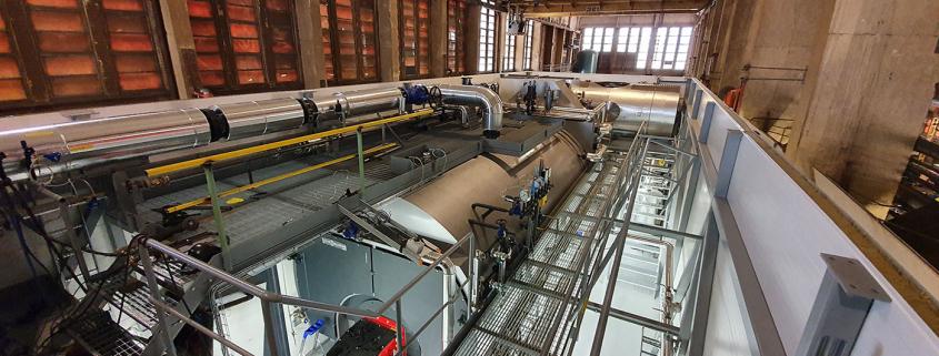Hankoon uusi 12 MW Höyrykeskus